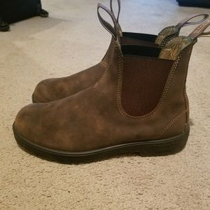 7e46e8dad6bb Blundstone Shoes - Blundstone Super 550 series style 585 Rustic Brown